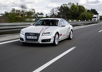 "Audi A7 Piloted Drive ""Jack"""