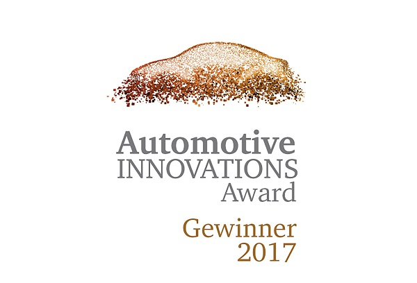 AutomotiveINNOVATIONS Award 2017