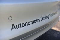 BMW Autonomus Vehicle