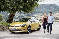 VW Golf Gold